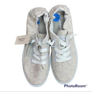 Tommy Bahama Canvas Memory Foam Slip-on Sneakers 7.5
